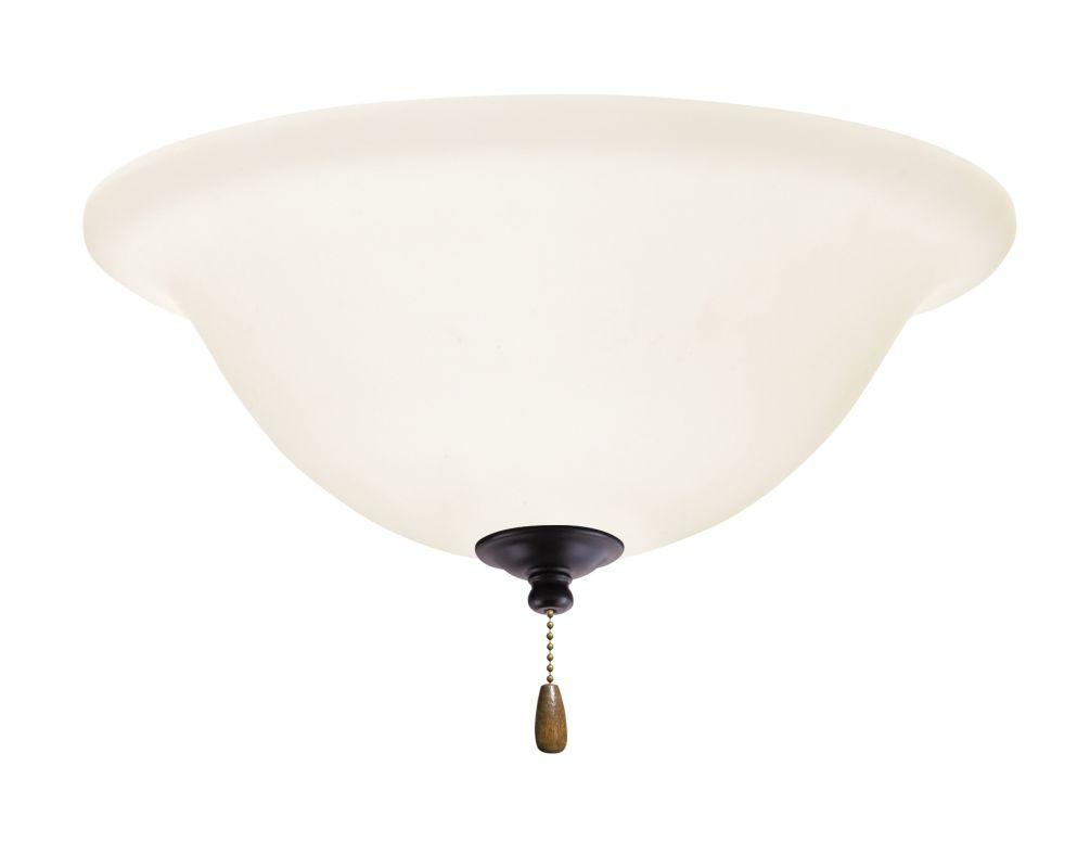Emerson LK74 Bowl Light Fixture Barbeque Black Ceiling Fan Accessories