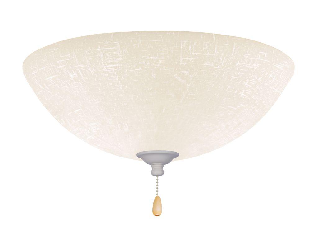 Emerson LK83 Bowl Light Fixture Summer White Ceiling Fan Accessories