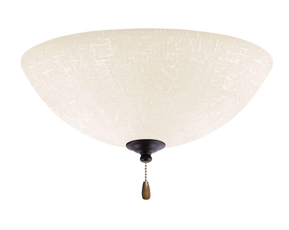 Emerson LK83 Bowl Light Fixture Barbeque Black Ceiling Fan Accessories