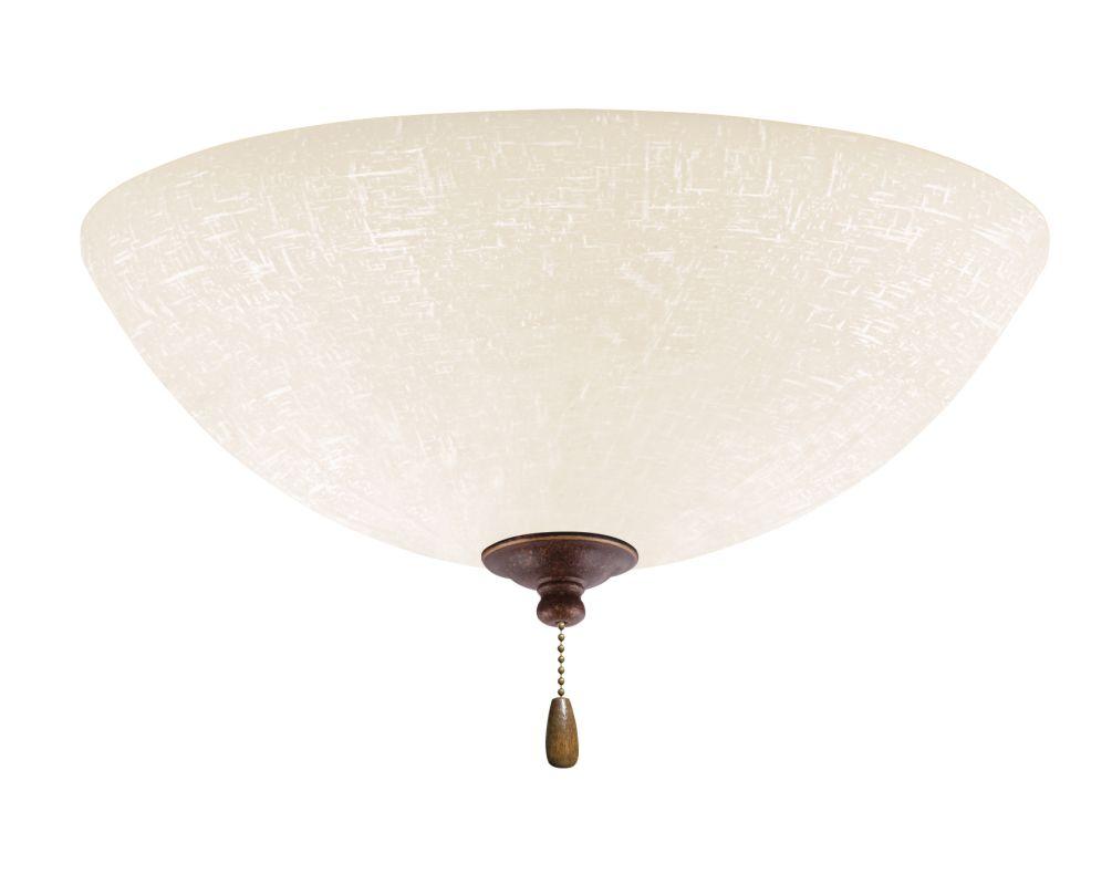 Emerson LK83 Bowl Light Fixture Gilded Bronze Ceiling Fan Accessories