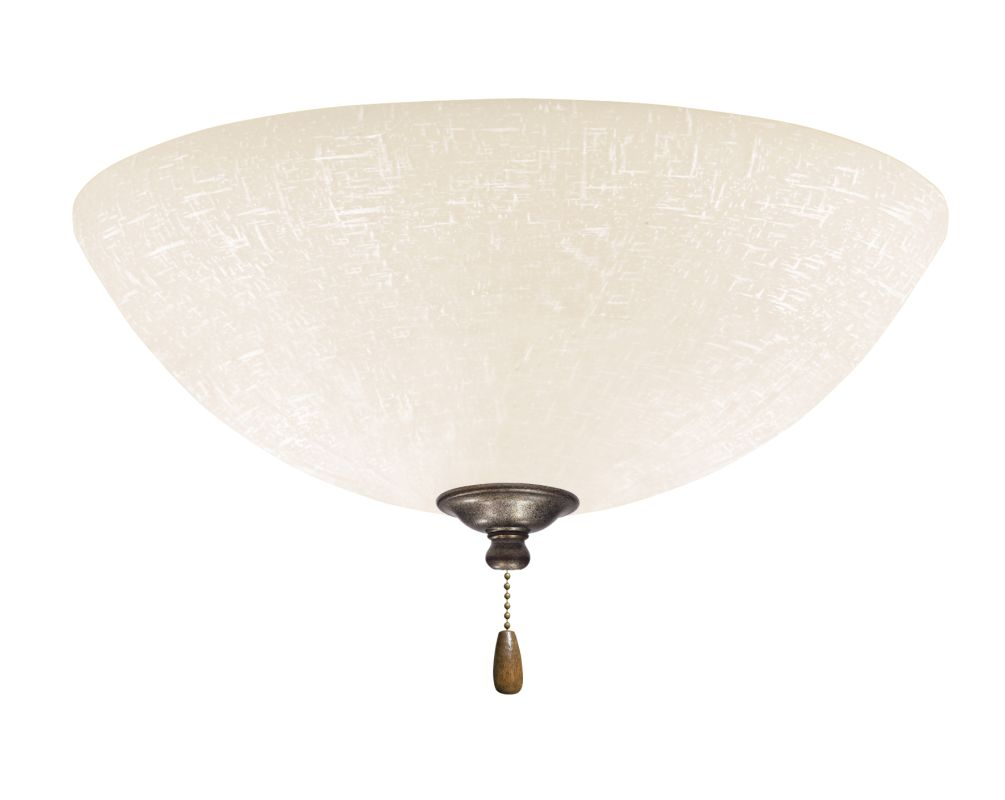 Emerson LK83LED White Linen 1 Light LED Ceiling Fan Light Kit Vintage Sale $159.00 ITEM: bci2630964 ID#:LK83LEDVS UPC: 30844033919 :