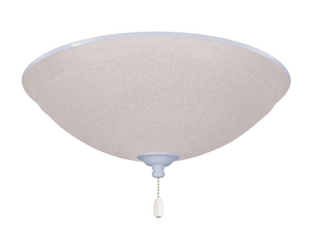 Emerson LK93 Ashton 3 Light Ceiling Fan Light Kit Appliance White