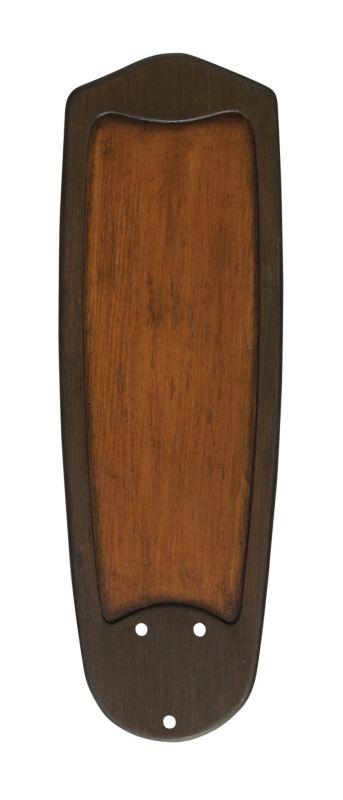 Emerson Y52 Hand Carved Solid Wood Blade Dark Oak Ceiling Fan