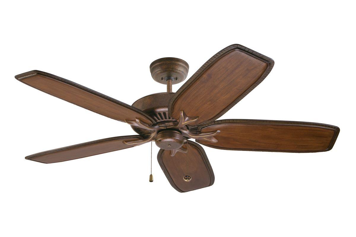 "Emerson Gilded Bronze 52"", 58"", 70"" Premium Select Outdoor Ceiling Fan ..."