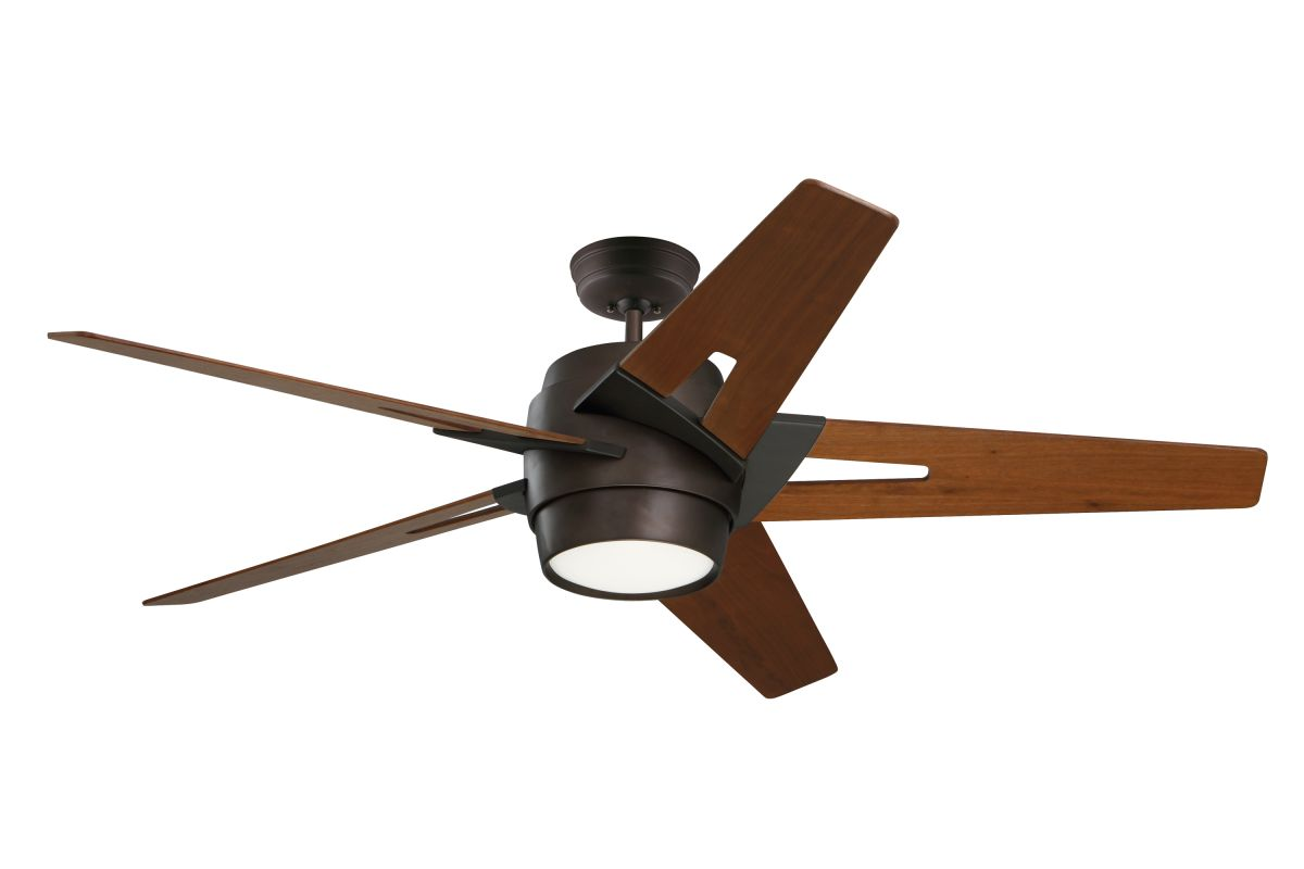 Emerson Oil Rubbed Bronze Walnut 54 Quot Luxe Eco Outdoor
