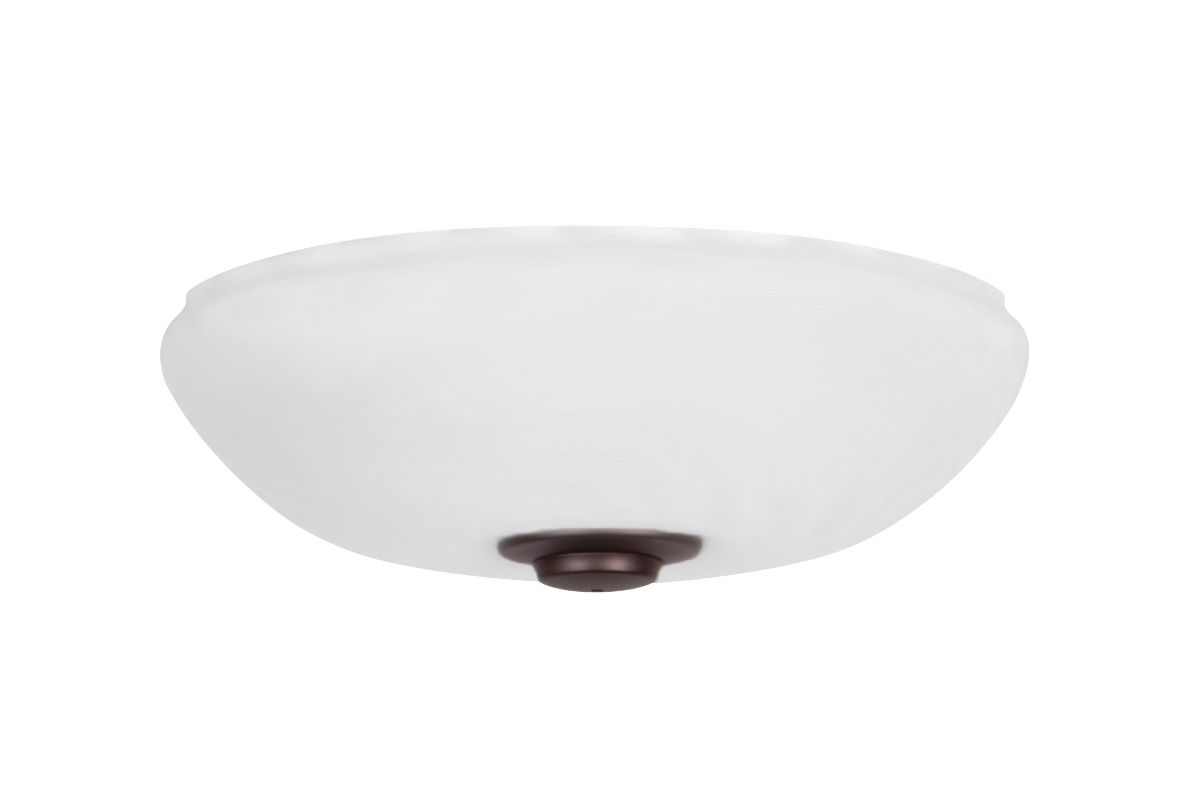 Emerson LK150 3 Light Opal Matte Ceiling Fan Light Kit from the Harlow