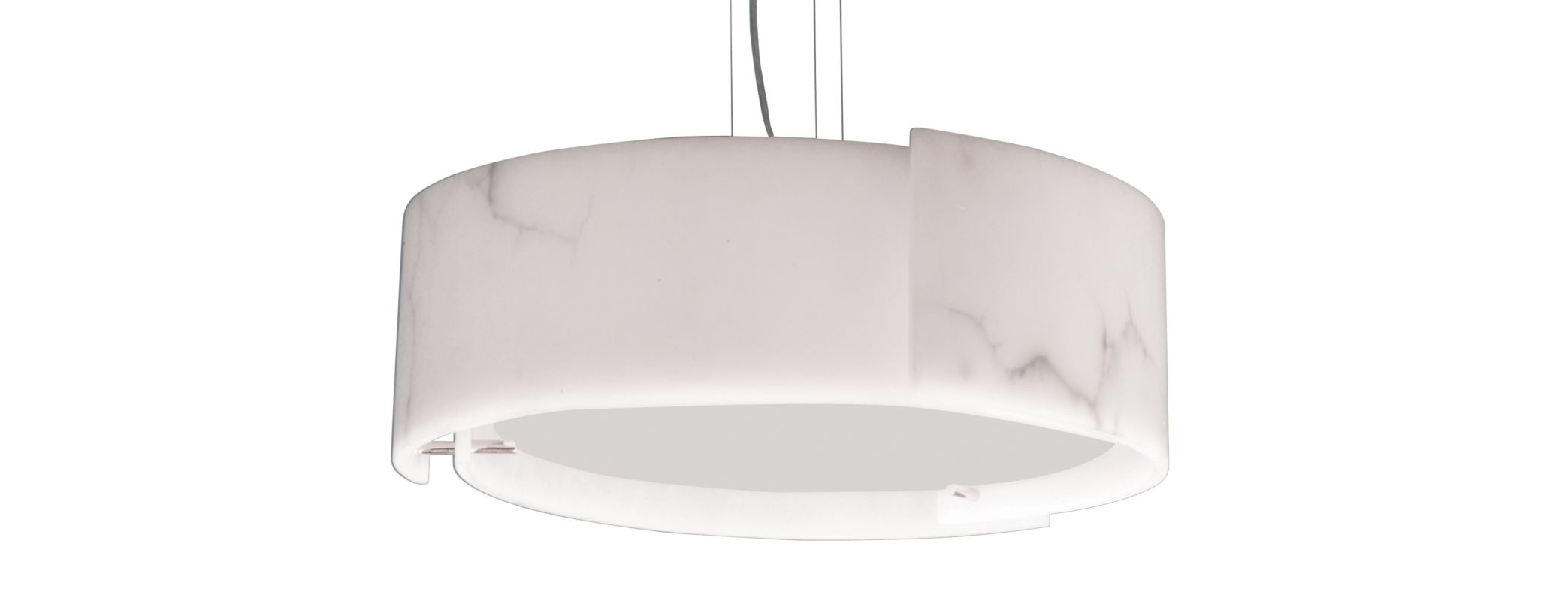 Eurofase Lighting 12530-014 Chrome Contemporary Dervish Pendant