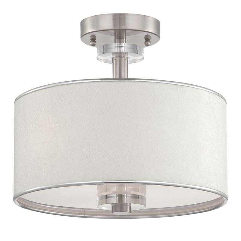 Eurofase Lighting 15330-045 Nickel Contemporary Savvy Ceiling Light