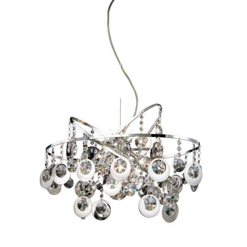 Eurofase Lighting 16479 Twelve Light Down Lighting Chandelier from the