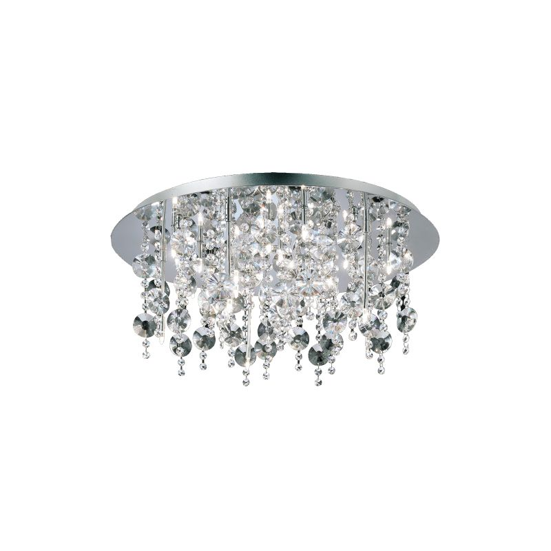 Eurofase Lighting 16481-015 Chrome Contemporary Galassia Ceiling Light