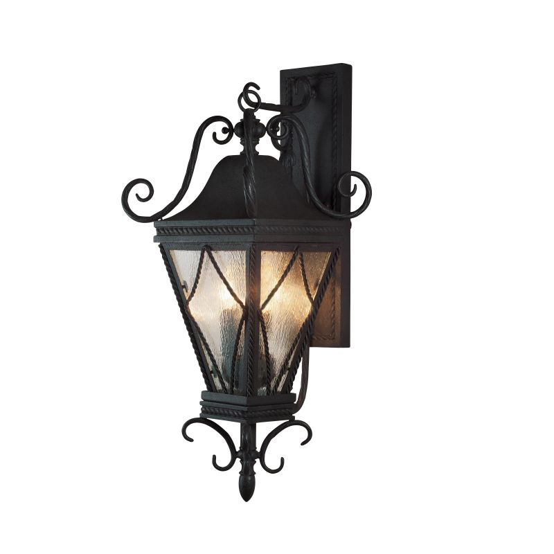 Eurofase Lighting 17463 Single Light Down Lighting Medium Outdoor Wall