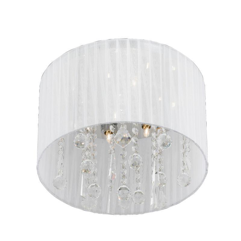 Eurofase Lighting 19371 Crystal 9 Light Demoya Pendant from the