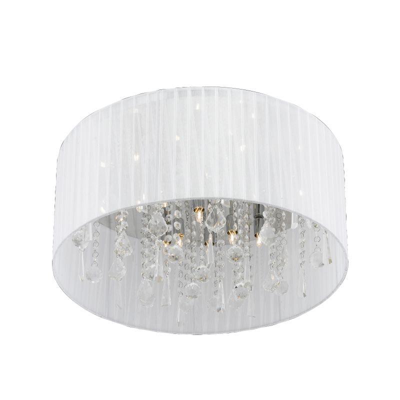 Eurofase Lighting 19372 Crystal 12 Light Demoya Pendant from the