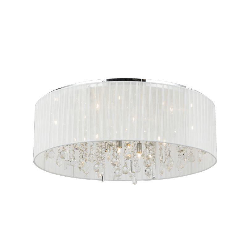 Eurofase Lighting 19373 Crystal 15 Light Demoya Pendant from the