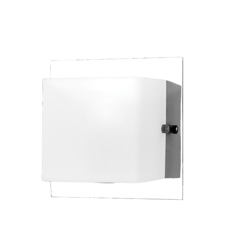 Eurofase Lighting 19424-019 Chrome Contemporary Wall Sconce