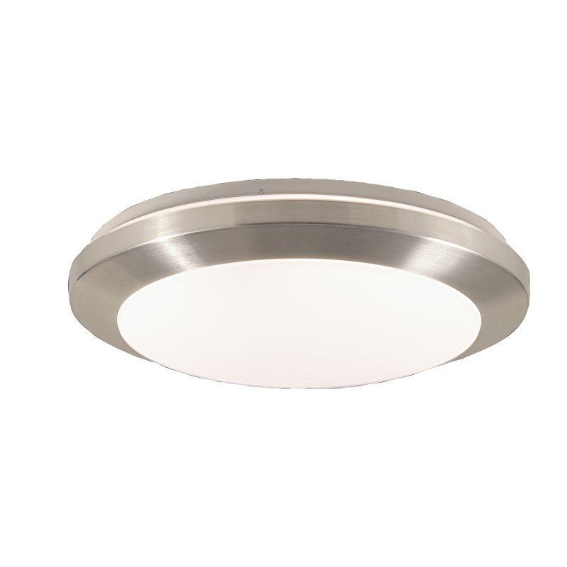 Eurofase Lighting 19589 Small Single Light Lucid Flushmount Ceiling