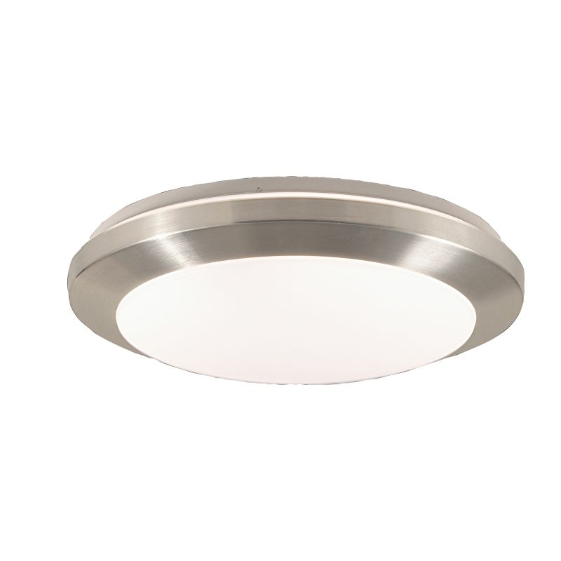 Eurofase Lighting 19590 Medium Single Light Lucid Flushmount Ceiling
