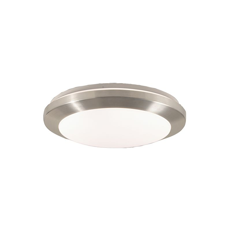 Eurofase Lighting 19591 Large Single Light Lucid Flushmount Ceiling