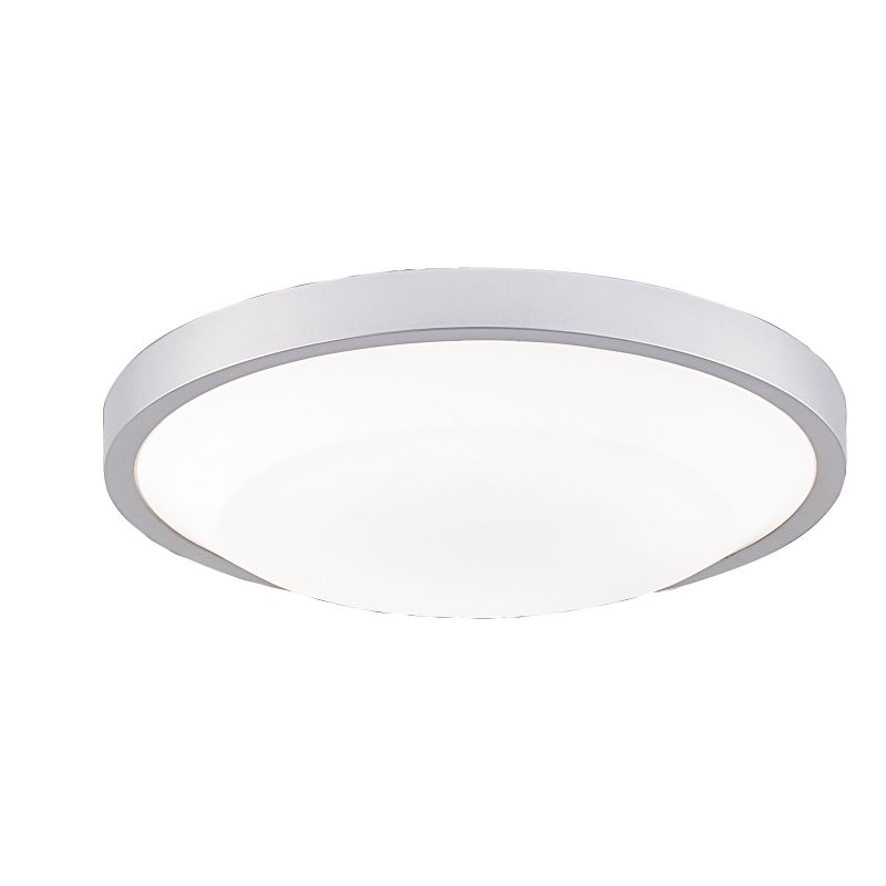 Eurofase Lighting 19593-012 Silver Contemporary Ceiling Light