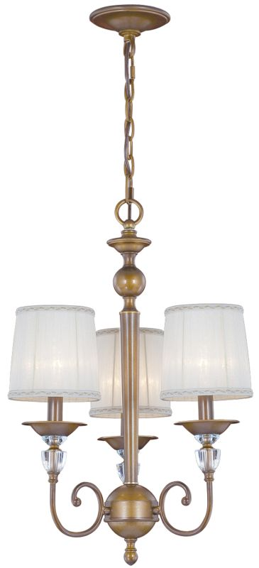 Eurofase Lighting 20301 3 Light Up Lighting Chandelier from the Sale $328.00 ITEM: bci1702132 ID#:20301-019 UPC: 773546213882 :