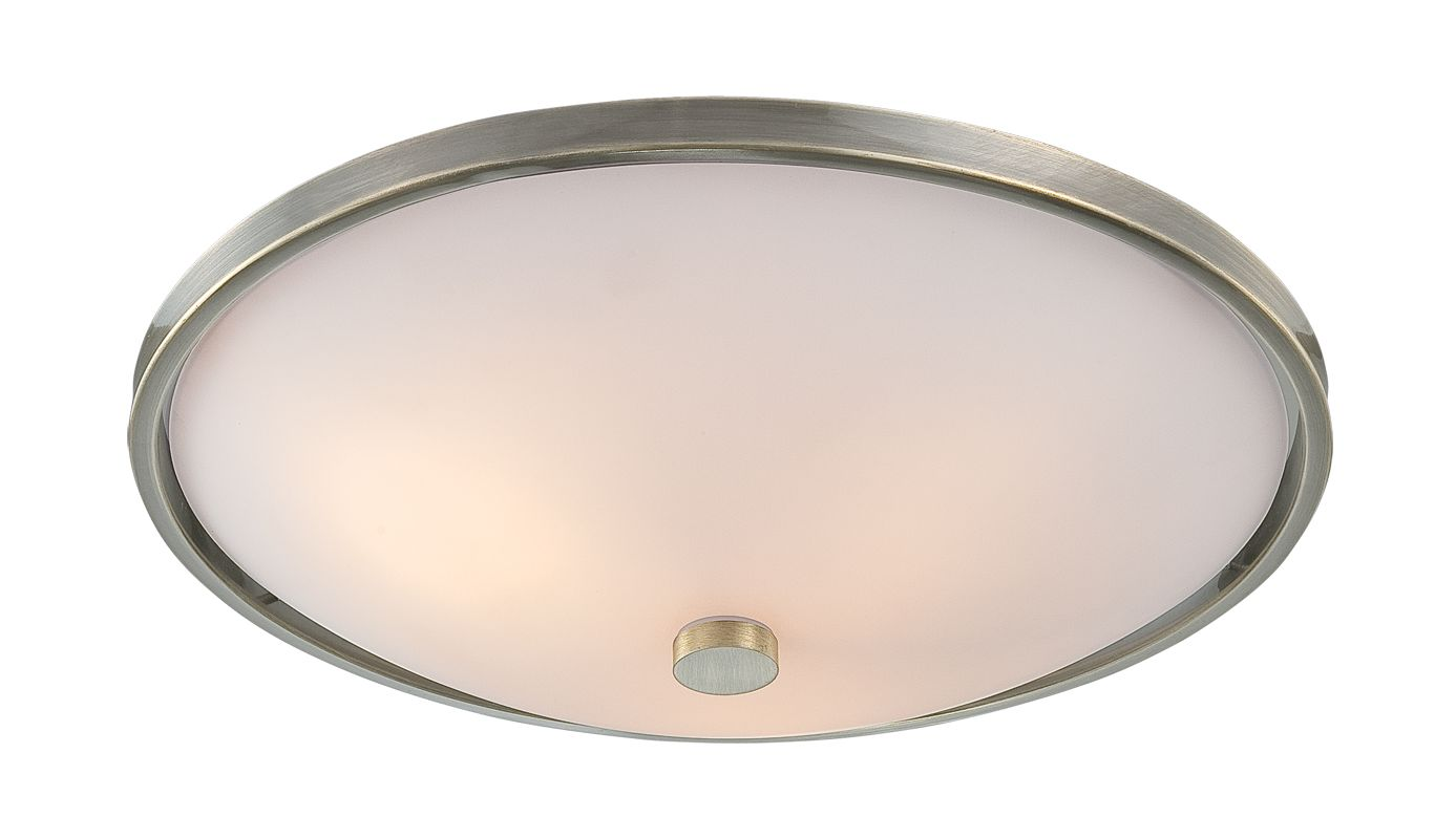 Eurofase Lighting 20370 3 Light Flush Mount Ceiling Fixture from the