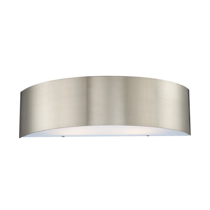 Eurofase Lighting 20374-037 Nickel Contemporary Dervish Wall Sconce