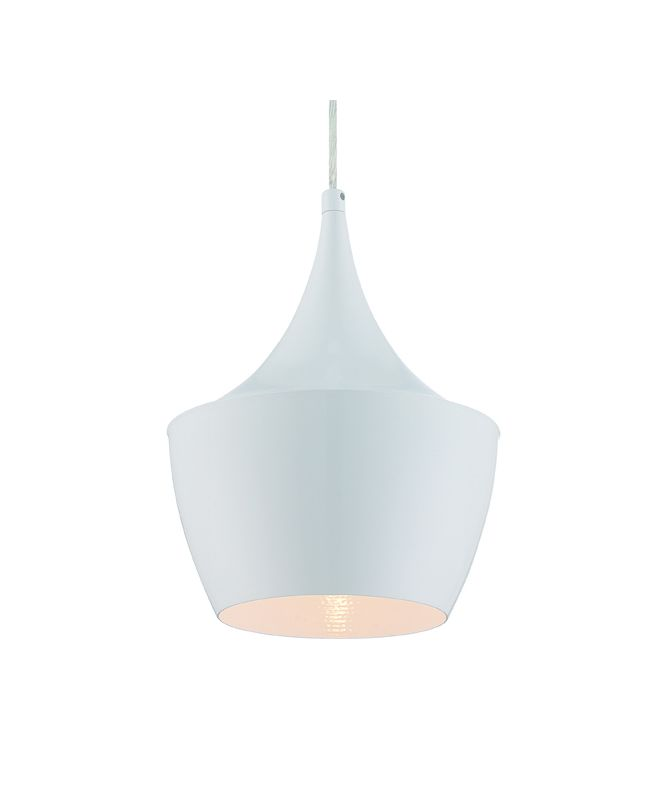 Eurofase Lighting 20438-036 White Contemporary Piquito Pendant