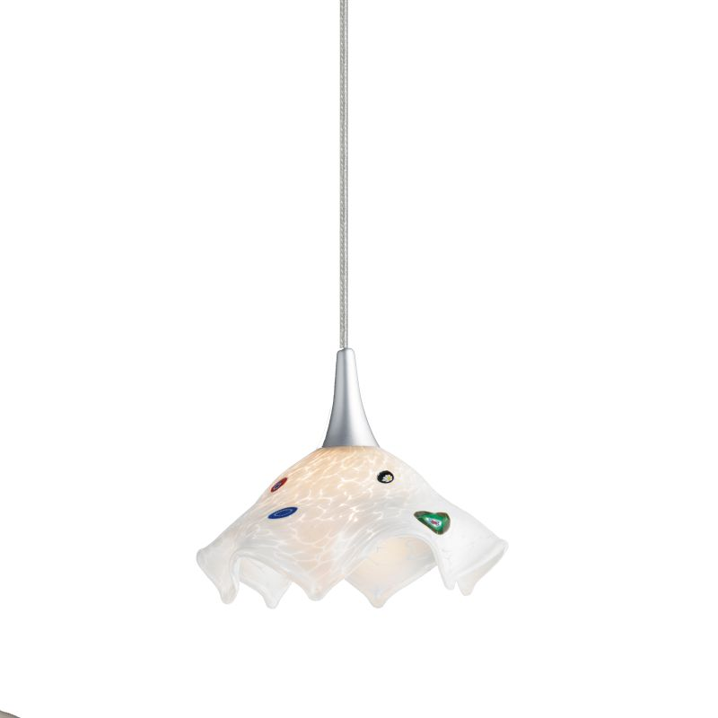 Eurofase Lighting PN-1FAZ Fazzoletto 1 Light Flower Track Pendant Sale $31.50 ITEM: bci950238 ID#:PN-1FAZ-2N UPC: 773546120401 :