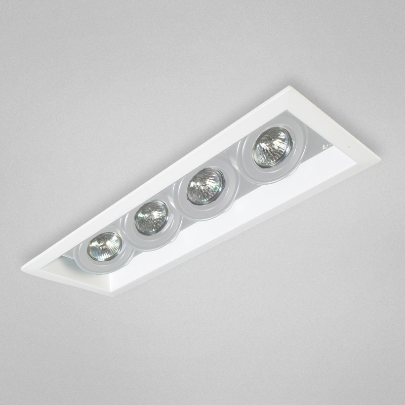 Eurofase Lighting TE114ATR MR16 Directional 4 Light Recessed Trim with