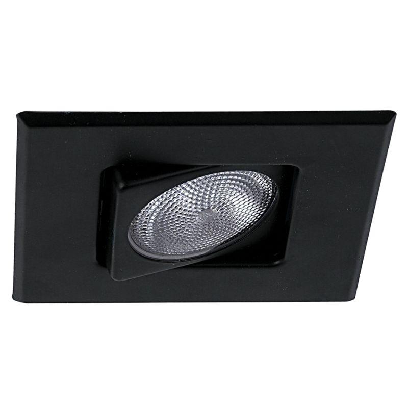 "Eurofase Lighting 19167 4"" Square Adjustable Recessed Trim Black Sale $20.00 ITEM: bci1377978 ID#:19167-01 UPC: 773546205733 :"