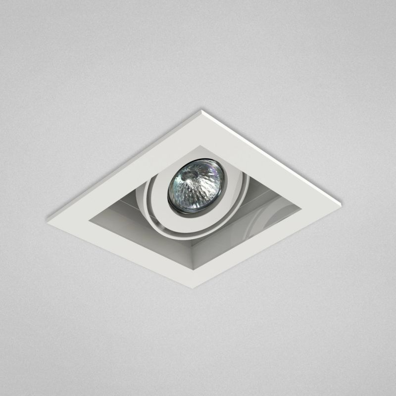 Recessed Directional Lighting Fixtures : Eurofase lighting te white mr directional