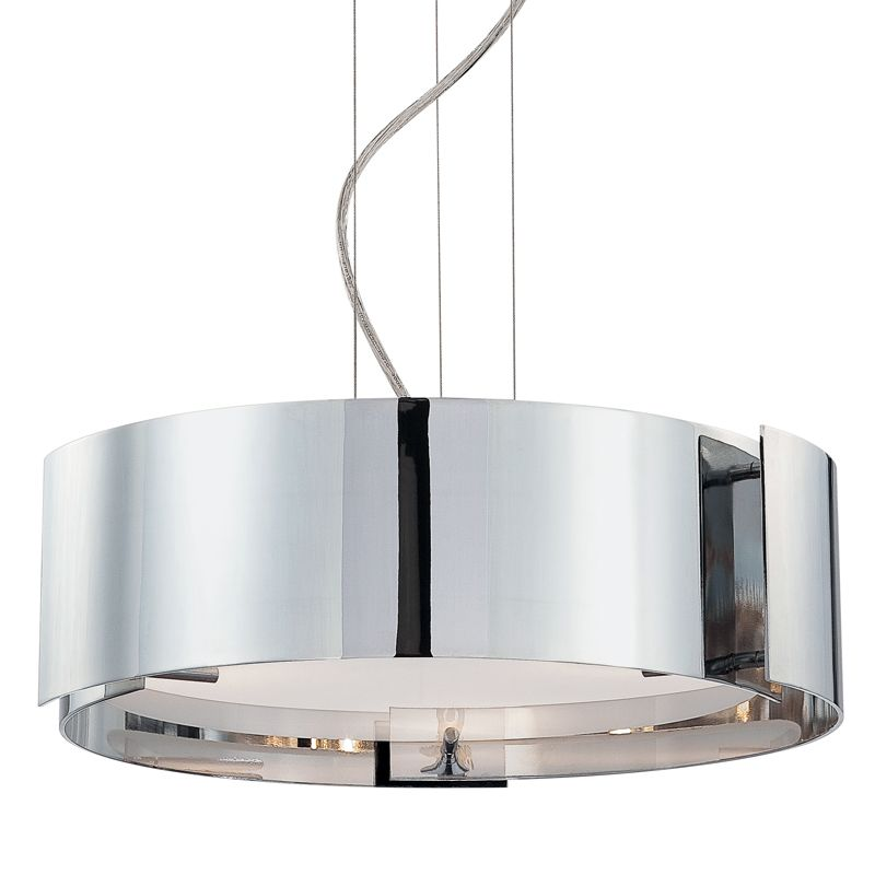 Eurofase Lighting 12530-045 Satin Nickel Contemporary Dervish Pendant Sale $406.00 ITEM: bci1702090 ID#:12530-045 UPC: 773546214599 :