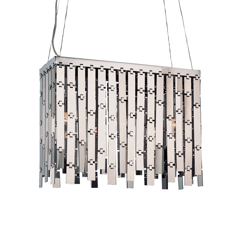 Eurofase Lighting 19442-013 Chrome Contemporary Chandelier Sale $1234.00 ITEM: bci1378215 ID#:19442-013 UPC: 773546208598 :
