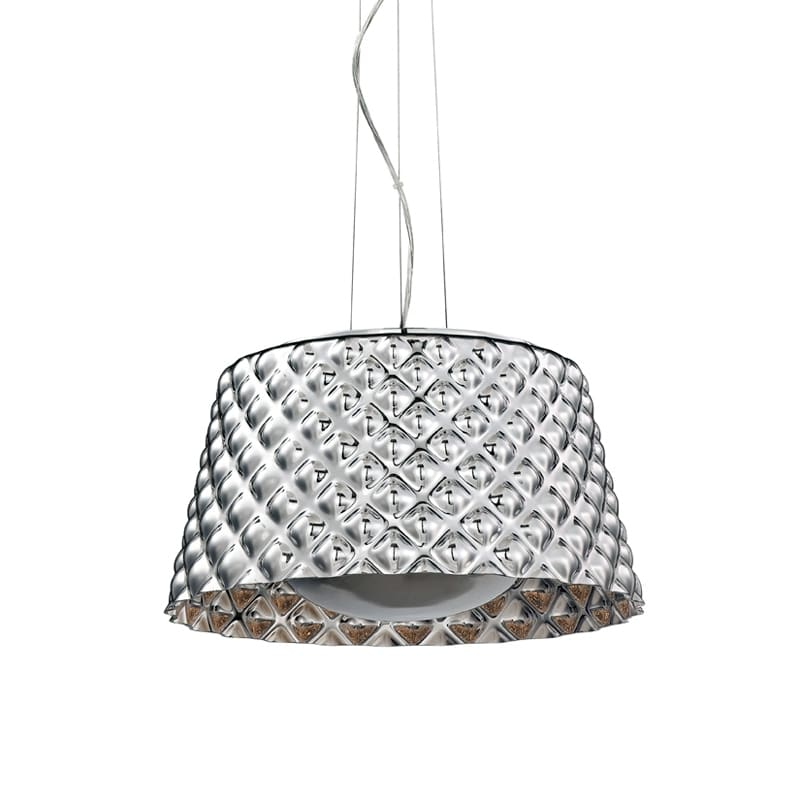 Eurofase Lighting 22902-016 Chrome Contemporary Altro Pendant