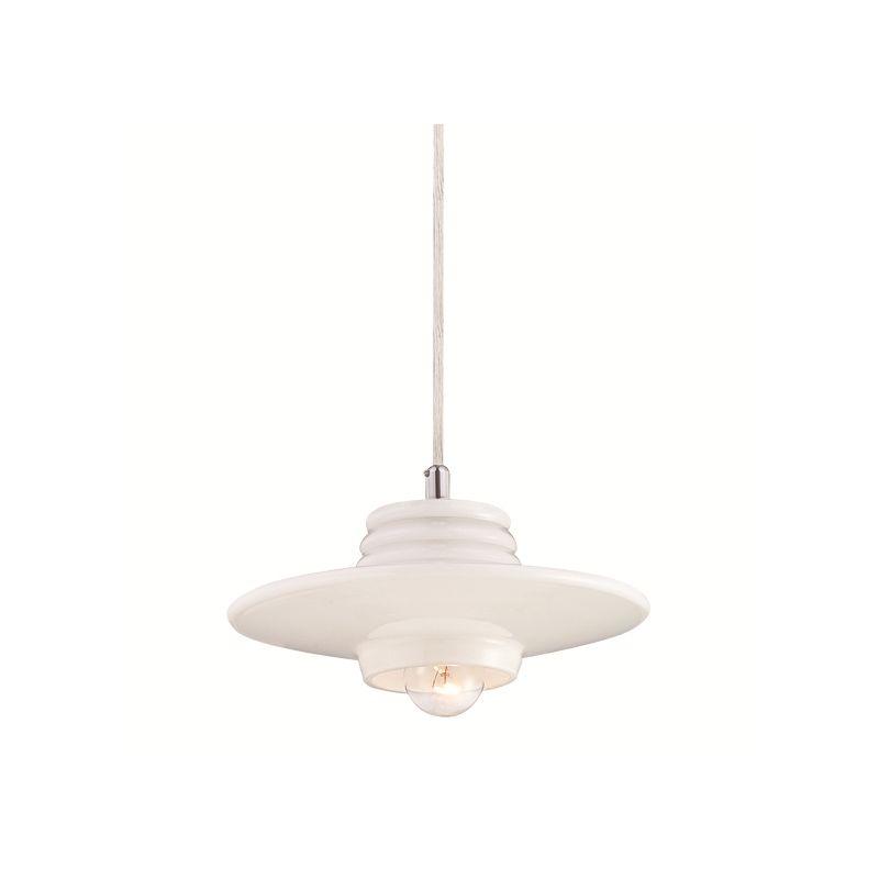 Eurofase Lighting 22971 Disco 1 Light Pendant with Blown Glass Shade Sale $144.00 ITEM: bci1956718 ID#:22971-012 :