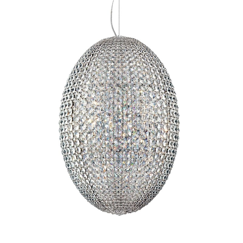 Eurofase Lighting 23014 Encore 24 Light Pendant with Clear Crystal