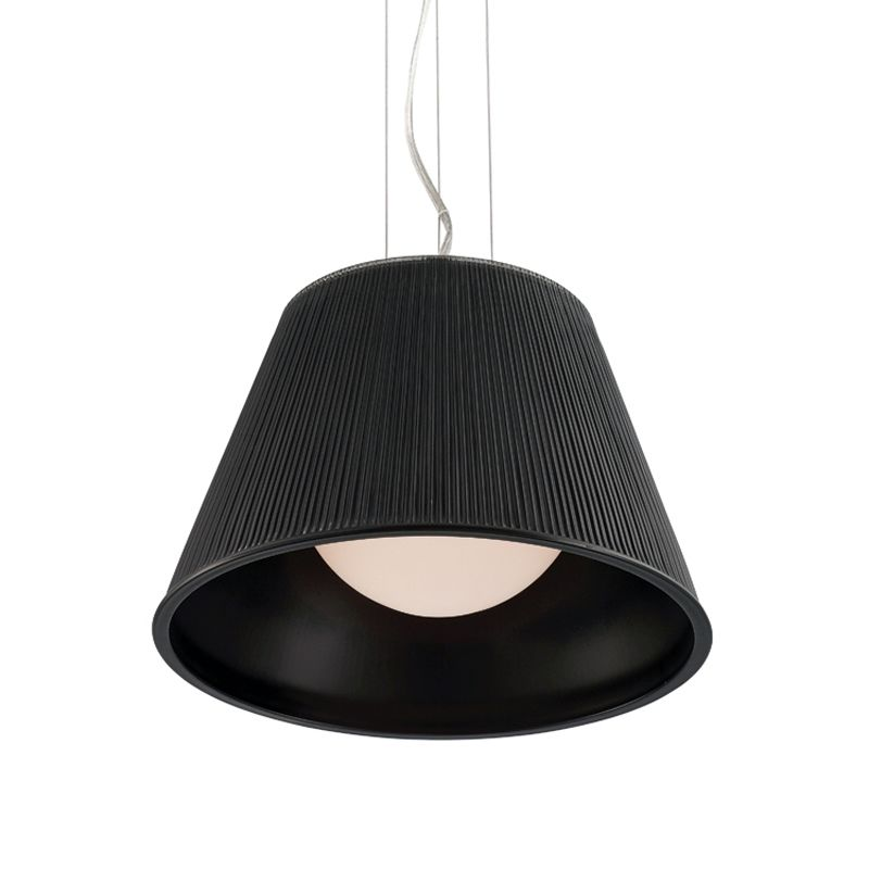 Eurofase Lighting 23067 Ribo 1 Light Pendant with Ribbed Glass Shade Sale $115.20 ITEM: bci1956850 ID#:23067-035 :
