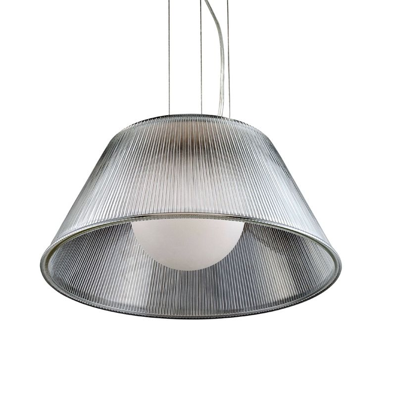 Eurofase Lighting 23068 Ribo 1 Light Full Sized Pendant with Ribbed Sale $205.20 ITEM: bci1956852 ID#:23068-018 :
