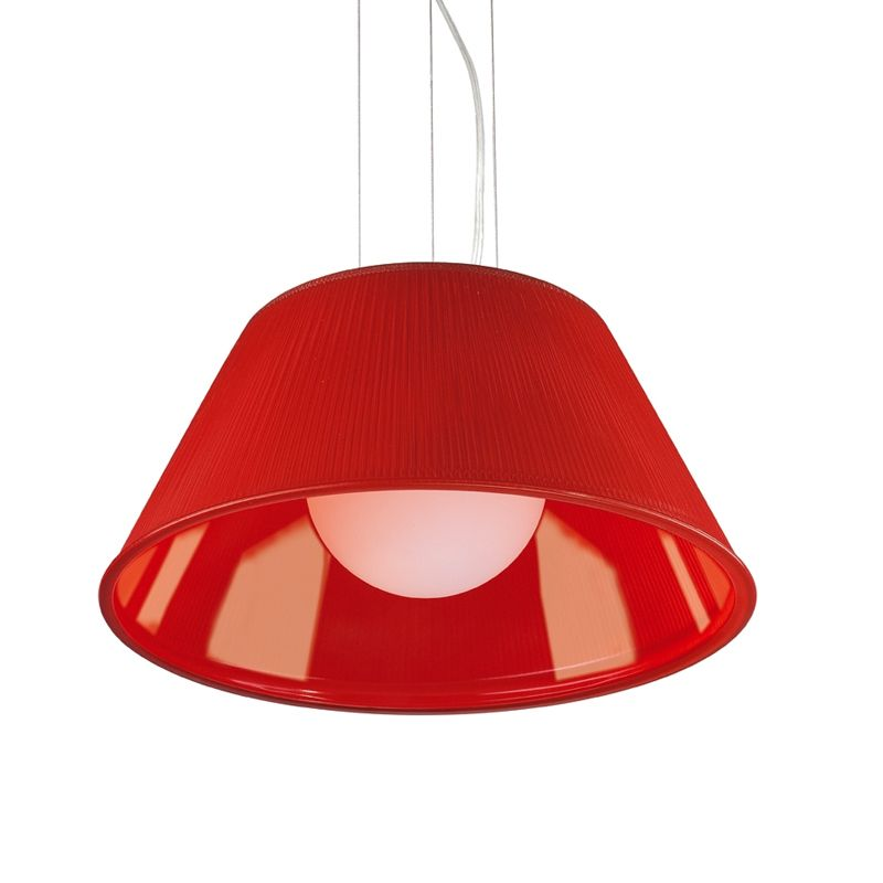 Eurofase Lighting 23068 Ribo 1 Light Full Sized Pendant with Ribbed Sale $205.20 ITEM: bci1956853 ID#:23068-025 :