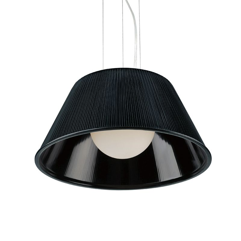 Eurofase Lighting 23068 Ribo 1 Light Full Sized Pendant with Ribbed Sale $205.20 ITEM: bci1956854 ID#:23068-032 :