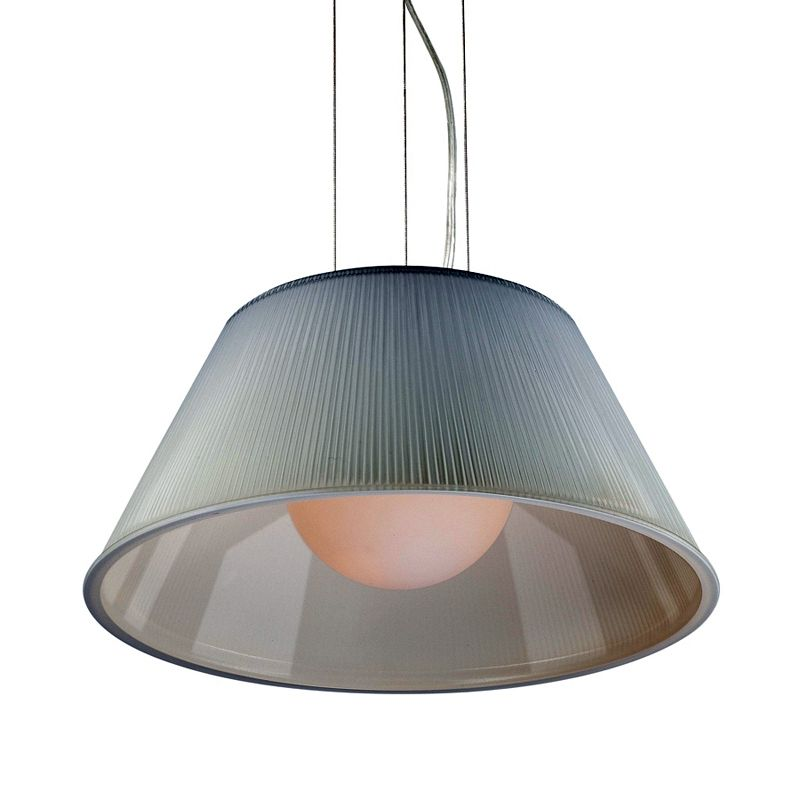 Eurofase Lighting 23068 Ribo 1 Light Full Sized Pendant with Ribbed Sale $205.20 ITEM: bci1956855 ID#:23068-049 :