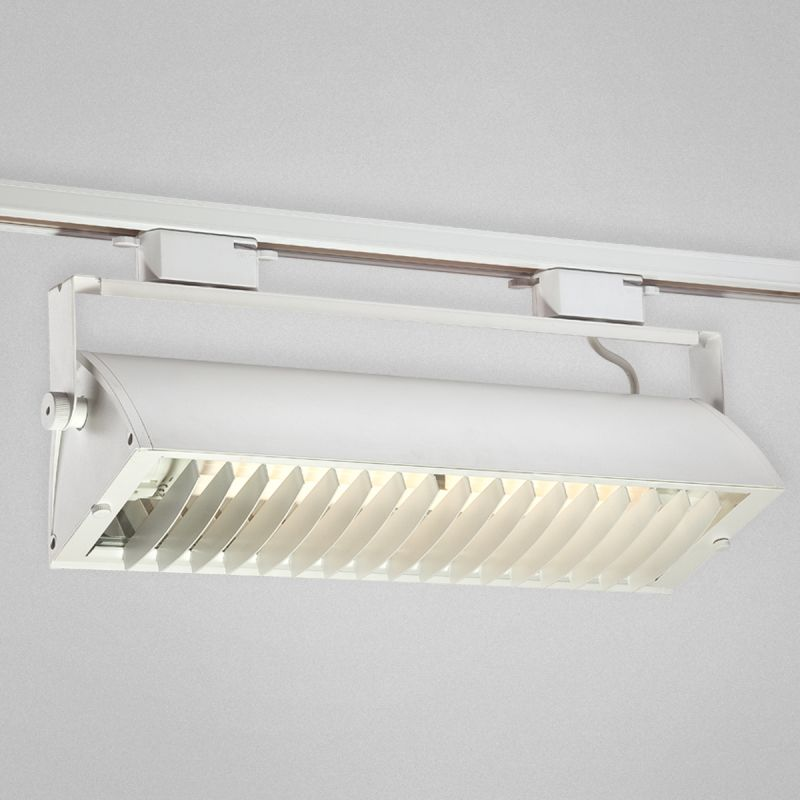 Eurofase Lighting 23356 Rectangular Modular Track Lighting Head White