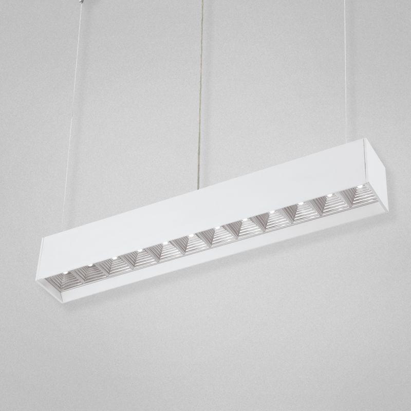 Eurofase Lighting 24122 54 Watt LED Linear Chandelier with Integral