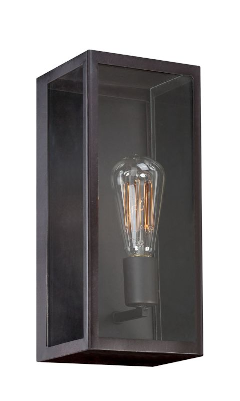 Eurofase Lighting 25602-012 Bronze Industrial Retto Wall Sconce