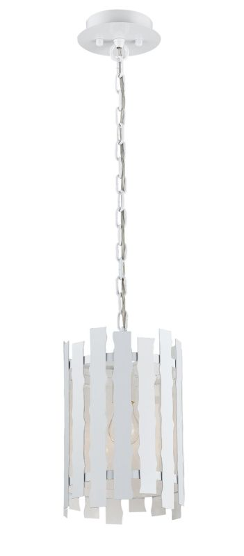 Eurofase Lighting 25609-028 White Contemporary Nastro Pendant