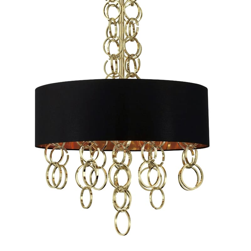 Eurofase Lighting 25613 Novello 4 Light Modern Drum Pendant with Sale $1884.00 ITEM: bci2238799 ID#:25613-025 UPC: 773546242097 :