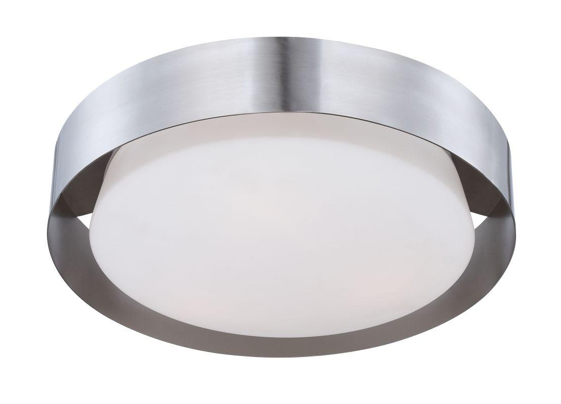 Shop Portfolio 3 Light Vassar Brushed Nickel Bathroom: Eurofase Lighting 25732-016 Satin Nickel Saturn 3 Light