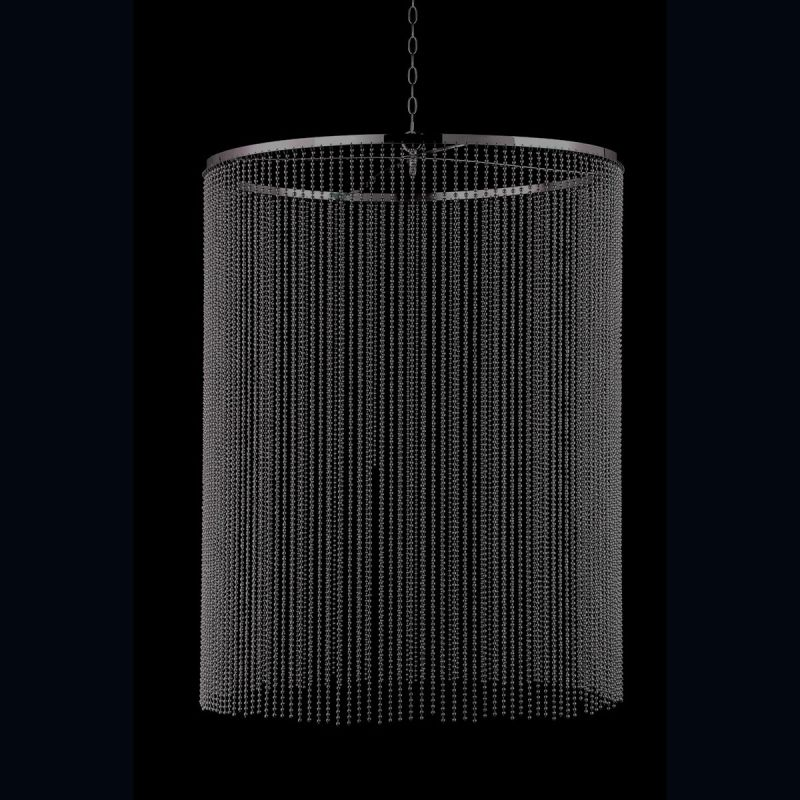 "Eurofase Lighting 26629 Bloomington Small Beaded Curtain 30"" Diameter"