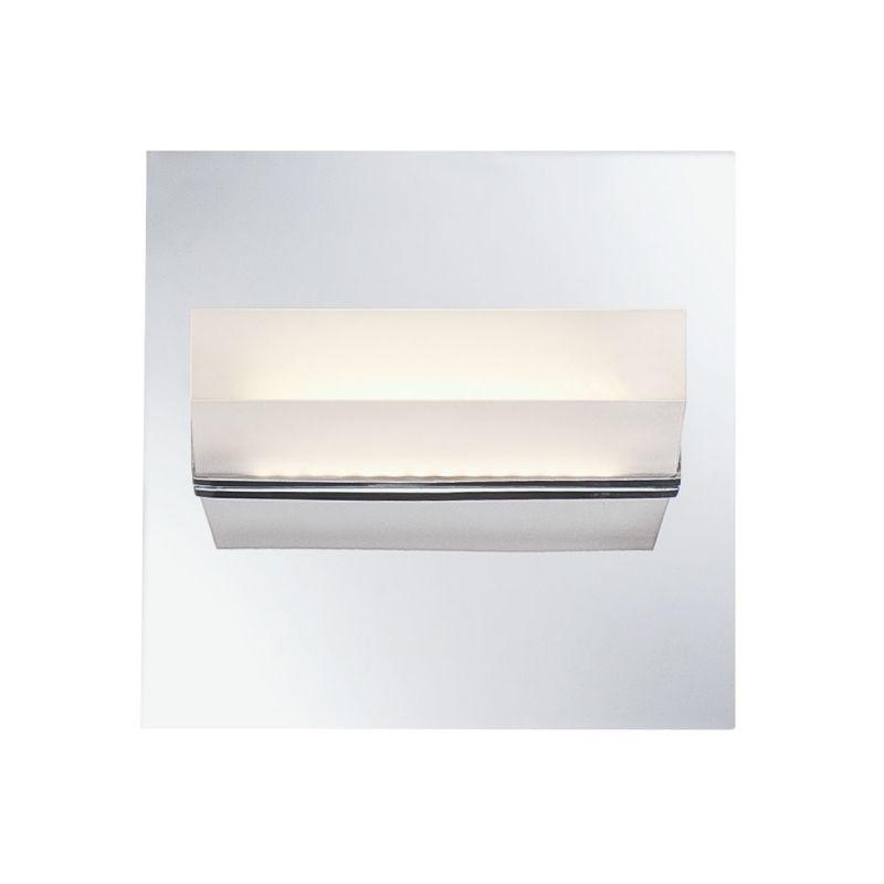 Eurofase Lighting 28019 Olson 1 Light LED Bathroom Sconce Chrome