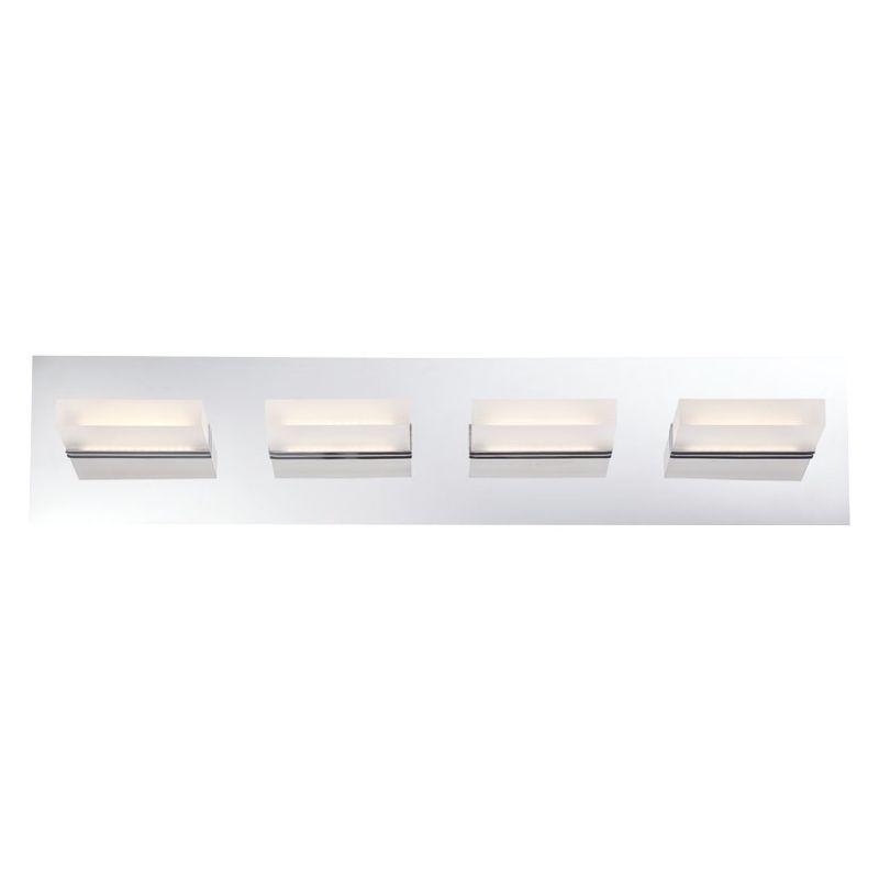 Eurofase Lighting 28021 Olson 4 Light LED Bathroom Vanity Fixture